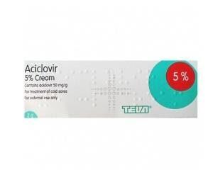 Aciclovir creme