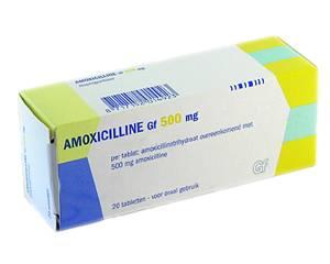 Amoxicilline