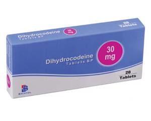 Dihydrocodéine