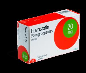 Fluvastatine