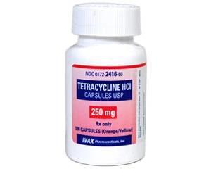 Tétracycline