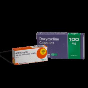 Traitement Mycoplasme Genitalium et Ureaplasma